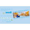 Wedi Top Wall Montageset