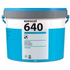 Lijm PVC vloeren Eurocol 640 Eurostar Special 12kg