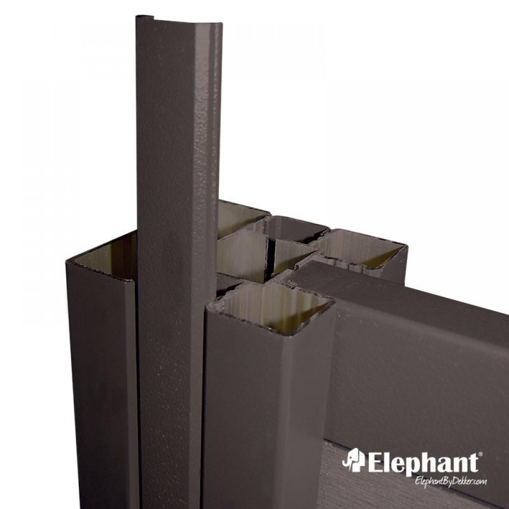 Super Elephant Composiet Modulaire Schutting - Snel Thuis Bezorgd MN-27
