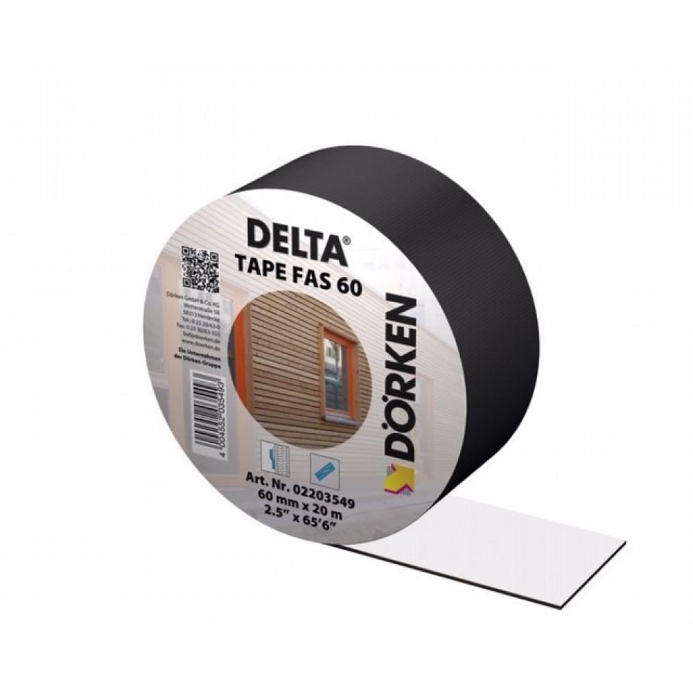 Delta Tape FAS60 20mtr