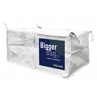 BiggerBag Bouw & Sloopafval All-in 3m3