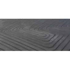 Infrezen vloerverwarming: Sleuven dichten met Epoxy