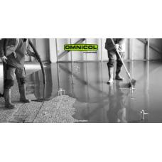 Omnicol Flooring Gietdekvloer