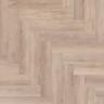 Solidfloor Klik Visgraat PVC/SPC vloer Mansion Dust