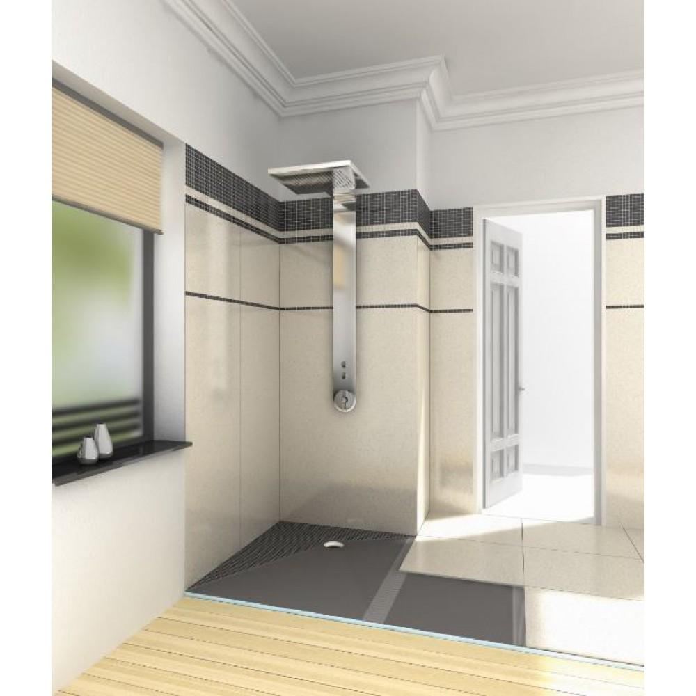 wedi fundo ligno douchevloerelement douchevloer op. Black Bedroom Furniture Sets. Home Design Ideas