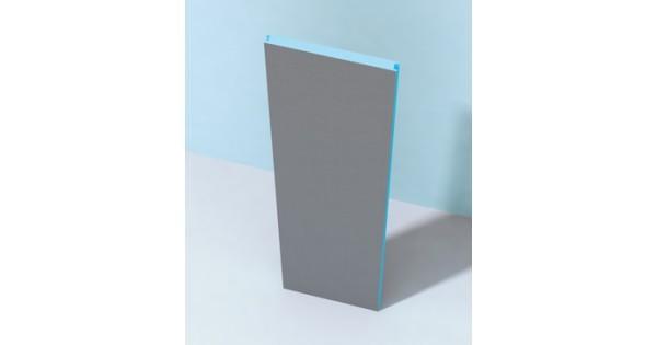 Bouwplaten Voor Badkamer : Wedi moltoromo recht wandelement mm badkamer wand modulair