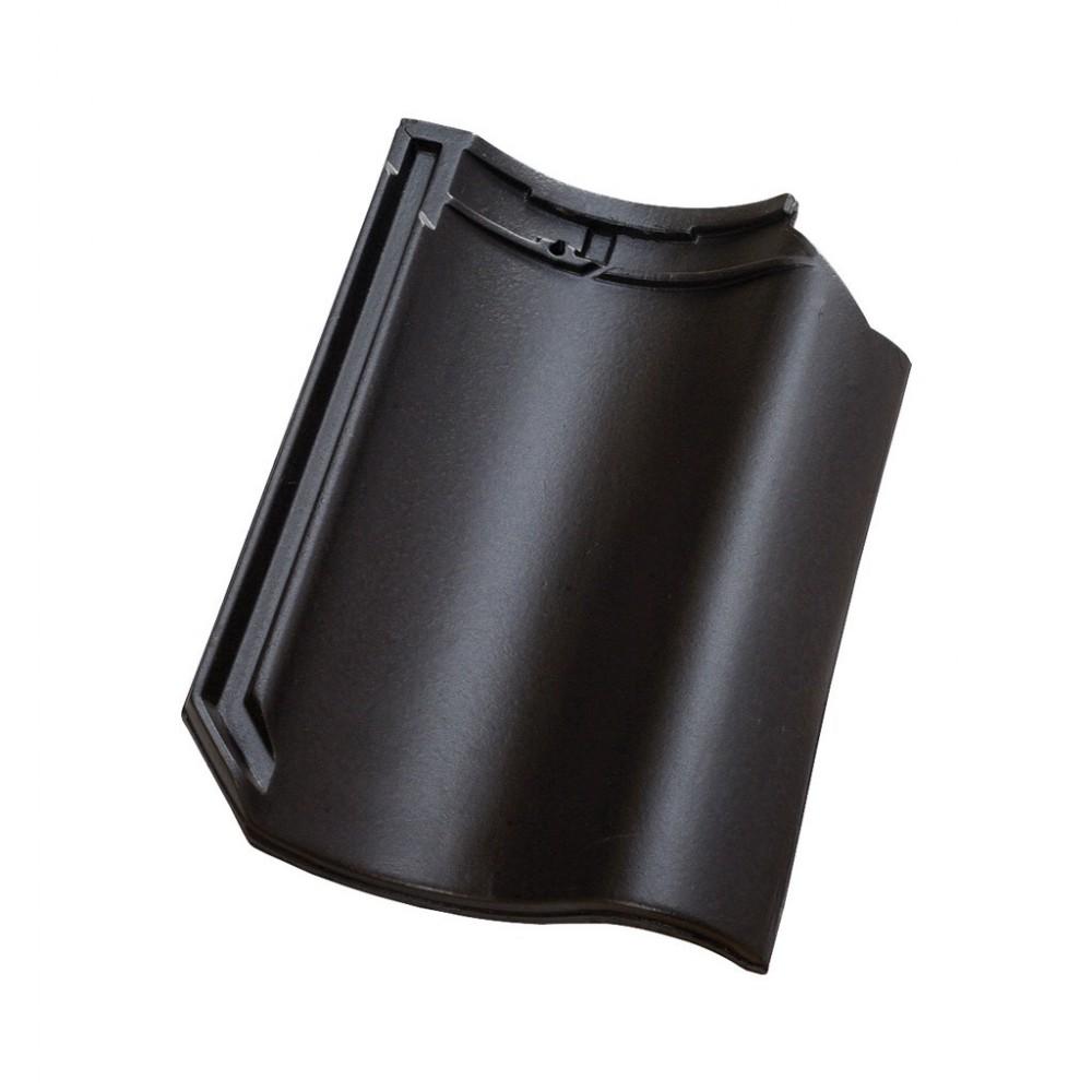 Koramic B-keus dakpan OVH Klassiek Zwart Satinet