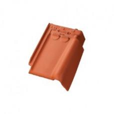 Koramic Tuile du Nord 44 gevelpan rechts Natuurrood +
