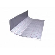 Tackerplaat vloerverwarming 30mm