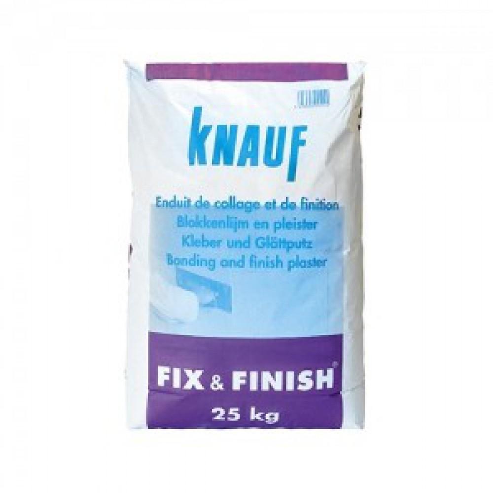knauf fix & finish 25kg - bestel direct voor de laagste prijs!