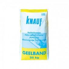 Knauf Geelband Schuurgips 25Kg