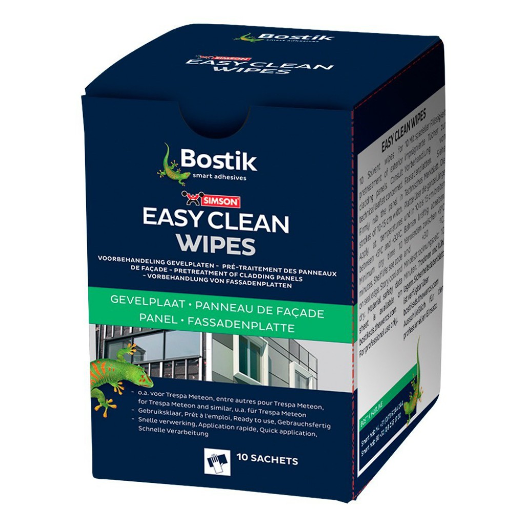 Simson Easy Clean Wipes 10st