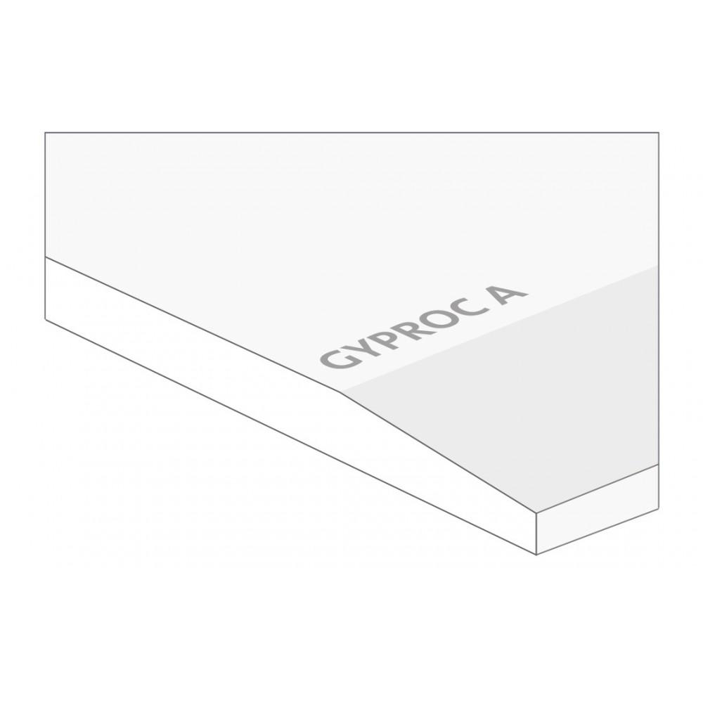 Gyproc Gipsplaat AK 3000x1200x12.5mm