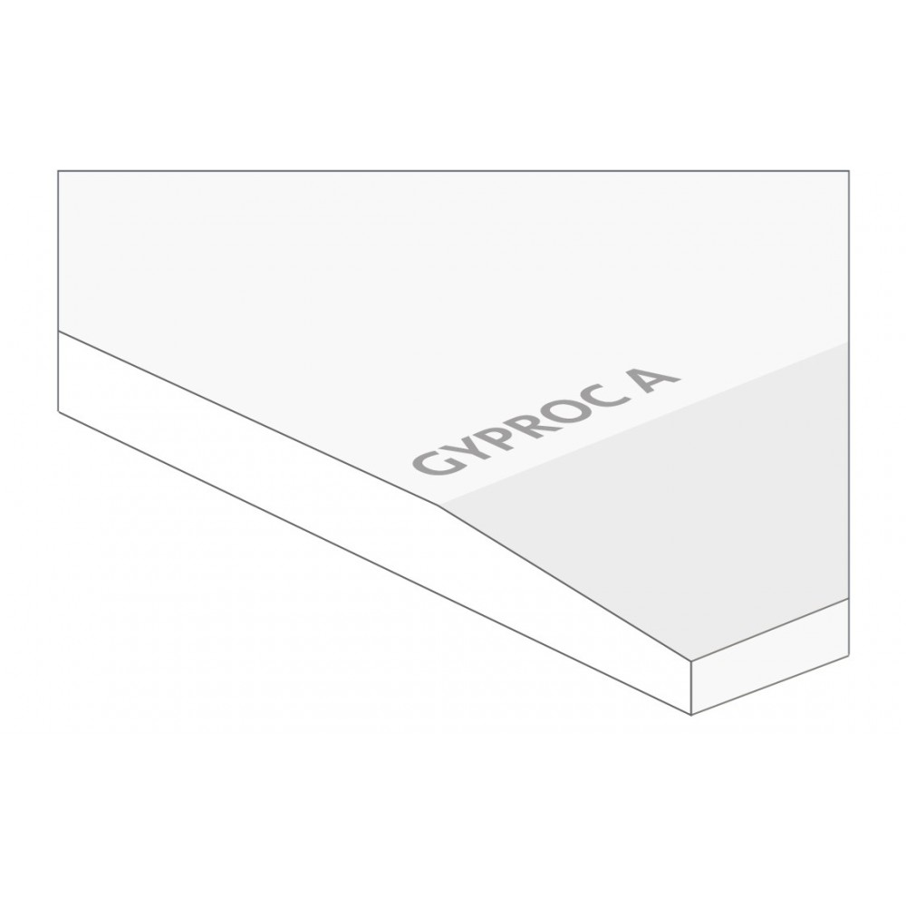 Gyproc Gipsplaat AK 2800x1200x12.5mm