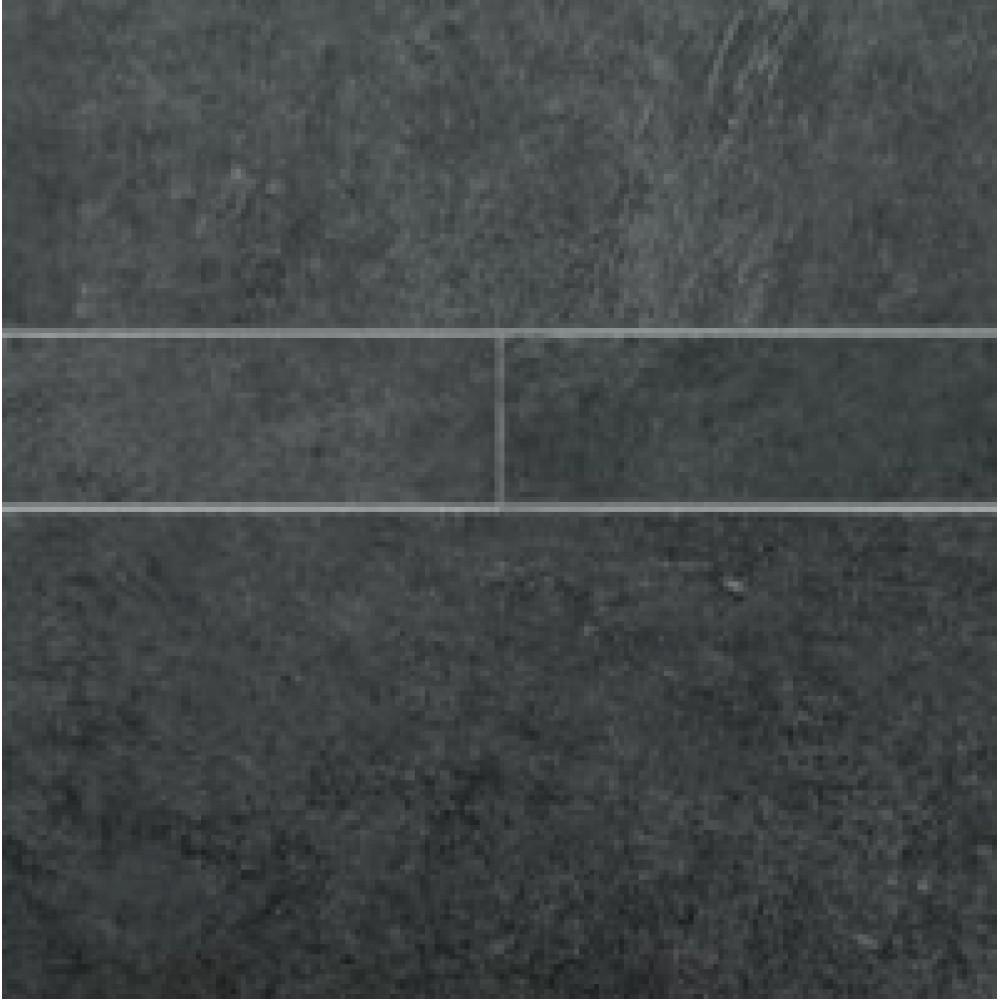 Tegelstroken mix betonlook zwart - Laagste Prijs!
