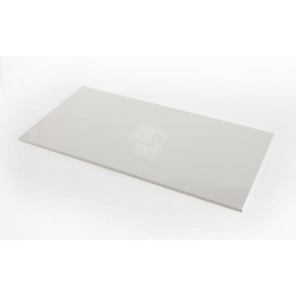 Wandtegel 30x60cm wit glans