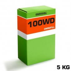 100WD omnifill voegmiddel 5kg Bright White