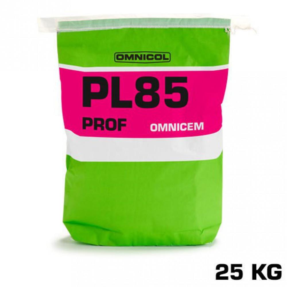 PL85 PROF omnicem tegellijm grijs zak 25kg