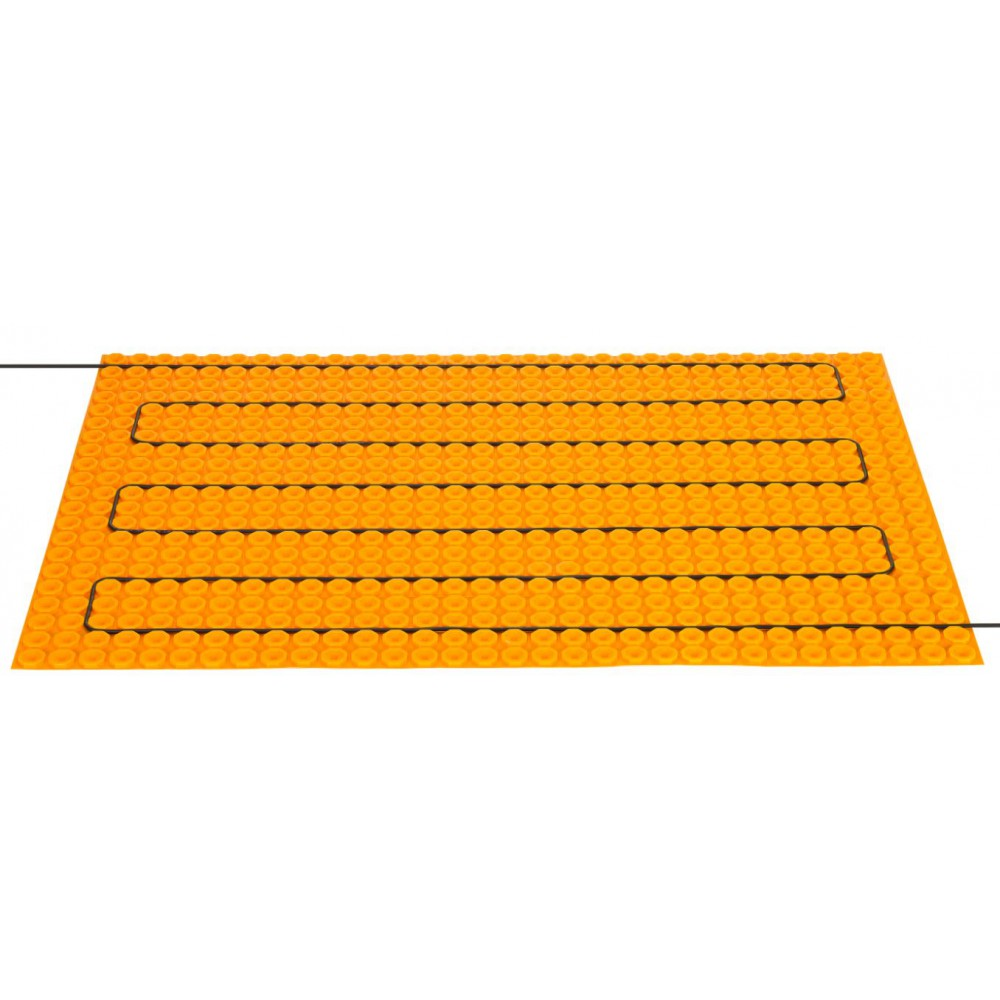 Schl 252 Ter Elektrische Vloerverwarming Ditra Heat S2 Badkamer