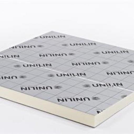 Super PIR isolatie Unilin Utherm L 60x120cm - PIR Isolatie Voor Plat Dak LT73